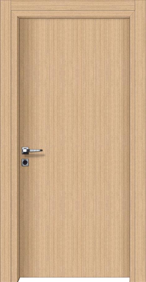 Εσωτερικές πόρτες με επιφάνεια ξύλου τεχνητό δρύς