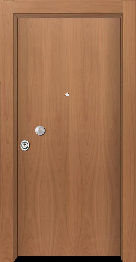 Θωρακισμένη πόρτα οξυά